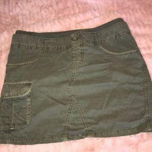 2c0c61b0fe Aldo Trevi · Cargo skirt